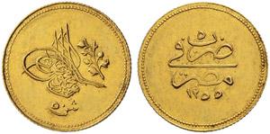 ÄGYPTEN - Abdul Mejid, 1839-1861 - 50 ...
