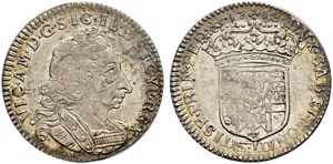 Savoia / Sardegna - Carlo Emanuele II, ...