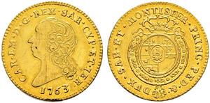 Savoia / Sardegna - Carlo Emanuele III, ...