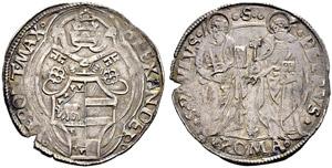 Vaticano - Stato Pontificio - Alessandro VI, ...