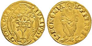 Vaticano - Stato Pontificio - Giulio II. ...