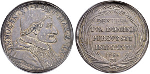 Vaticano - Stato Pontificio - Innocenzo XI. ...