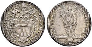 Vaticano - Stato Pontificio - Clemente XI. ...