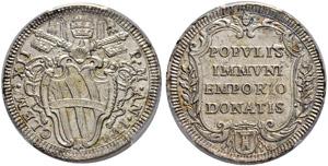 Vaticano - Stato Pontificio - Clemente XII. ...