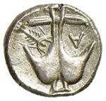TRACIA Apollonia Pontica Diobolo (450/400 ...