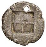 MACEDONIA Eion - Diobolo (500-437 a.C.) ...