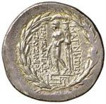 IONIA Magnesia Tetradramma (dopo il 190 ...