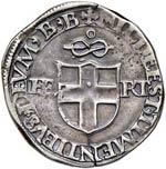 SAVOIA Carlo II (1504-1553) Testone – MIR ...