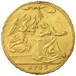 Carlo Emanuele III (1730-1773) 4 Zecchini ...