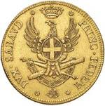 Vittorio Amedeo III (1773-1796) Carlino da 5 ...