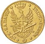 Vittorio Amedeo III (1773-1796) Doppia 1793 ...