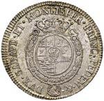 Vittorio Amedeo III (1773-1796) Mezzo scudo ...