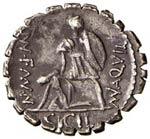 Aquillia – Man. Aquillius - Denario ...