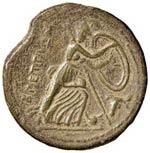 BRUTTIUM Brettii Sestante (circa 211-208 ...