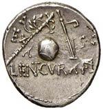 Cornelia – Cn. Lentulus - Denario (76-75 ...