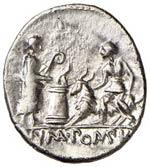 Pomponia – L. Pomponius Molo (97 a.C.) ...