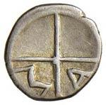 GALLIA Massalia Obolo (circa V sec. a.C.) ...