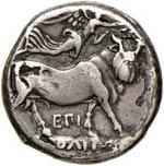 CAMPAGNIA Neapolis Didramma (325-241 a.C.) ...
