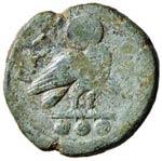 CAMPAGNIA Teate Quadrante (circa 217 a.C.) ...