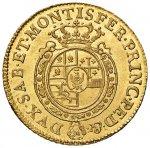 Carlo Emanuele III (1730-1773) Doppia 1758 ...