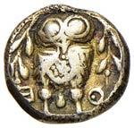 ATTICA Atene - Emidracma (393-200 a.C.) ...