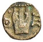 ATTICA Atene - Bronzo (220-83 a.C.) Testa di ...
