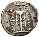 CARIA Knidos - Tetrobolo (III sec. a.C.) - ...
