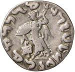 BACTRIA Apollodotos II (110-80 a.C.) Dracma ...
