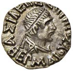 BACTRIA Hermaios (41-40 ...