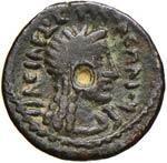 EGITTO Tolomeo V (204-180 a.C.) AE - Busto a ...