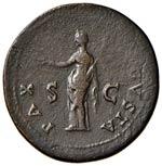Galba (68-69) Asse - Busto laureato a d. - ...
