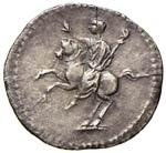 Domiziano (81-96) Denario - R/ Domiziano a ...