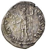 Adriano (117-138) Denario - Busto laureato a ...