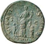 Adriano (117-138) Dupondio - R/ L'Ilarità ...