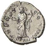 Antonino Pio (138-160) Denario - Testa ...