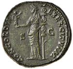 Antonino Pio (138-161) Sesterzio - Testa ...