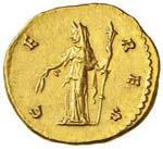 Faustina I (moglie di Antonino Pio) Aureo - ...