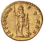 Marco Aurelio (161-180) Aureo - Busto a d. - ...
