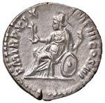Marco Aurelio (161-180) Denario - Testa ...