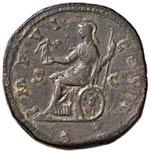 Marco Aurelio (161-180) Sesterzio - Busto ...