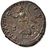 Marco Aurelio (161-180) Sesterzio - Testa ...