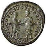 Marco Aurelio (161-180) Dupondio - Testa ...