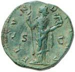 Faustina II (moglie di Marc'Aurelio) Asse ...