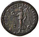Lucio Vero (161-168) Dupondio - Testa ...