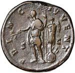 Commodo (180-192) Sesterzio - Busto a d. - ...