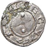 Amedeo III (1103-1148) Denaro secusino - MIR ...