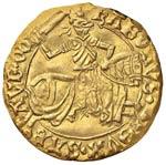 Carlo I (1482-1490) Ducato - MIR 222 AU (g ...