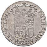 Carlo Emanuele II (1648-1675) Lira nuova ...