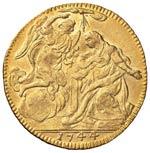 Carlo Emanuele III (1730-1773) Zecchino 1744 ...