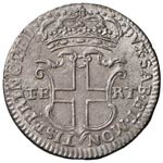 Carlo Emanuele III (1730-1773) 5 Soldi 1746 ...